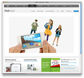 Apple - iPod touch - TV Ad - Share The Fun