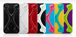 SwitchEasy CapsuleRebelX for iPhone 4S/4