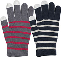 Touch Gloves ボーダー