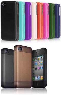 essential TPE iro case for iPhone 4S/4とessential TPE irominium for iPhone 4S/4