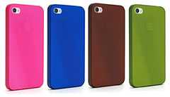 Skinny Fit Case for iPhone 4S/4