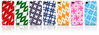 eggshell Finlandia Series for iPhone 4S/4