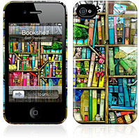 GelaSkins HardCase for iPhone 4/4S