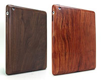ウッドケース for iPad 2