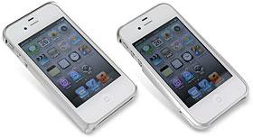GRAMAS Metal Bumper for iPhone 4S/4