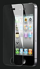 iPhone4/4S シュタインハイル GLAS.t リアル スクリーン プロテクタ