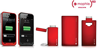 mophie Juice Pack (PRODUCT) RED