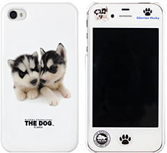 THE DOG iPhone 4S/4 case