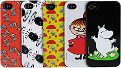 Moomin iPhone 4S/4 case