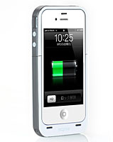 Juice Pack Plus for iPhone 4S/4