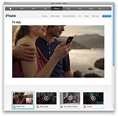 Apple - iPhone - Videos