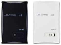 mobile VOLTAGE 4000mAhタイプ