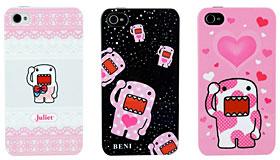 Kawaii Domo-kun iPhone 4S/4 Case