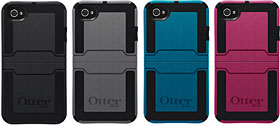 OtterBox Reflexシリーズ for iPhone 4S/4