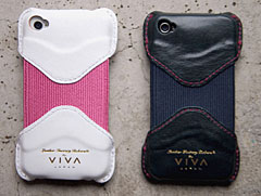 ROBERU×VIVA JAPAN iPhone 4S/4 case