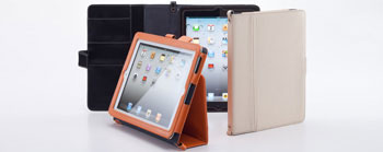 Leather Flip Note for iPad