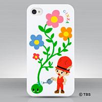 ハードケース for iPhone 4S/4 GINZA special/ジャックと豆知識