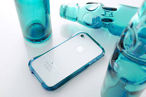 CLEAVE BUMPER for iPhone4/4S CRYSTAL EDITION