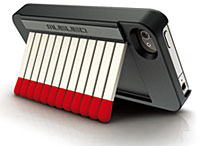MUSUBO Matchbook Case for iPhone4/4S