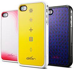 SPIGEN SGP iPhone 4/4S ケース リニア×カリムラシッド コラボモデル