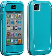 case-mate ハイブリッドフルカバーケース ファントム for iPhone 4S/4