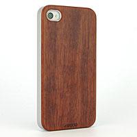 ハイブリッドウッドケース for iPhone 4S/4