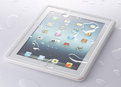 SoftBank SELECTION 防水ケース for iPad(3rd/2nd)