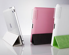 Simplism Smart BACK Cover for iPad