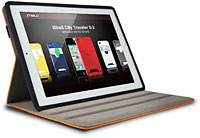 iShell Skinny Case for new iPad/iPad 2