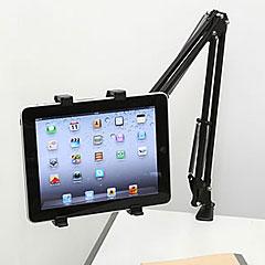 iPad 等タブレットPCが好きな位置で使えるアームスタンド(EEA-YW0605)が