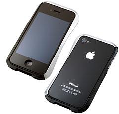 CLEAVE ALUMINIUM BUMPER for iPhone4/4S EVO