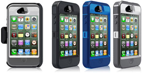 OtterBox Defender for iPhone 4S/4 ベーシックシリーズ