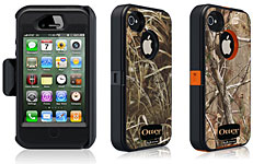 OtterBox Defender for iPhone 4S/4 Realtree カモシリーズ
