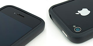 Small Cut Film for Case User (iPhone 4S/4)