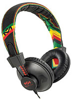 HOUSE OF MARLEY POSITIVE VIBRATION ヘッドフォン - RASTA -