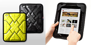 G-Form Extreme Edge for iPad(200-PDA085)