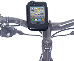 BioLogic Bike Mount for iPhone 4S/4 (New)