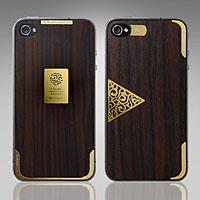 SPIGEN SGP iPhone4/4S スキンガード [メタル・カマゴン]