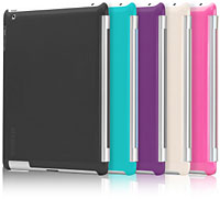 essential TPE iro case snapsnap for iPad(第3世代)/iPad 2