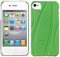 Bioserie Bioplastic Case for iPhone 4S/4