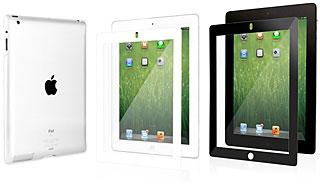 moshi iGlaze XT/iVisor XT for iPad 3rd