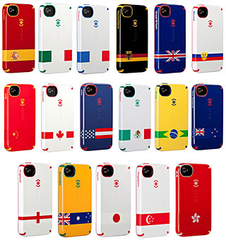 iPhone 4S CandyShell 五輪イヤー限定モデル