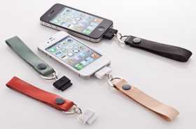 Simplism Leather Dock Strap for iPhone