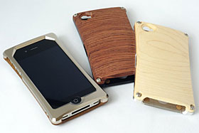 XEXeed358 HYBRIDcase for iPhone 4