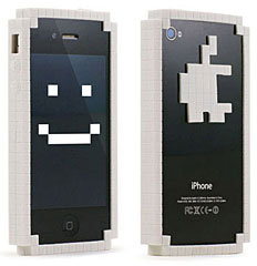 8-BIT BUMPER for iPhone 4S/4