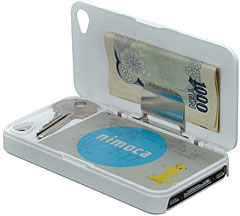 iLid Wallet Case for iPhone 4S/4