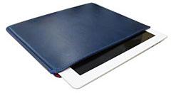 ハンドメイドレザーケース for iPad & iPad2 & iPad3 avenue別注モデル
