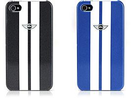 MINI Stripes Hard Case for iPhone 4S/4