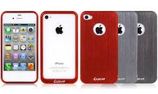 Alum X-All Aluminum iPhone 4/4S Case