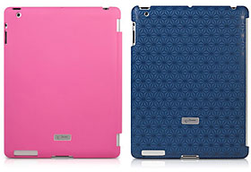New iPad Smartskin/Embossed